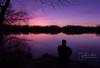 Goshen Dam Pond Self Portrait