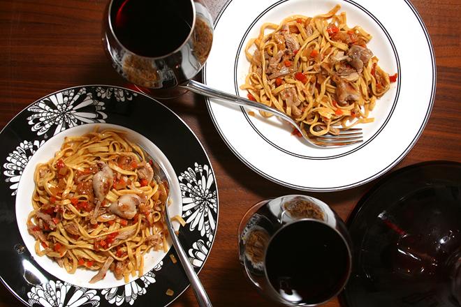 quail pasta 8