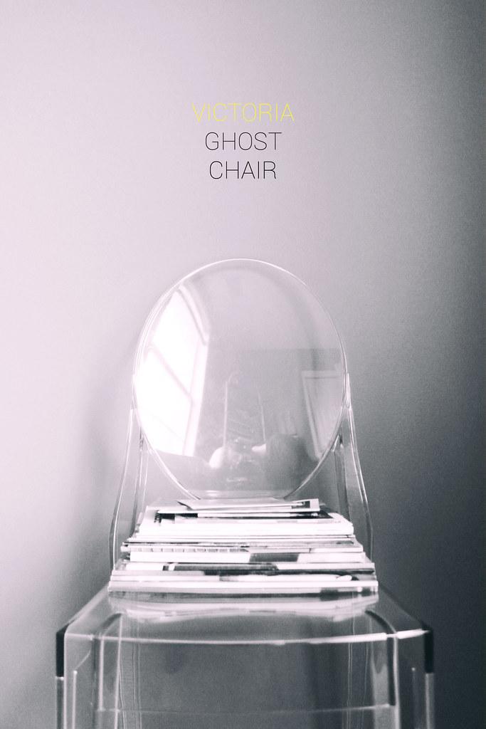 Philippe Stark Victoria Ghost Chair