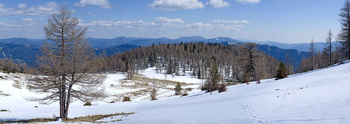 austria april 2015 hochschwab