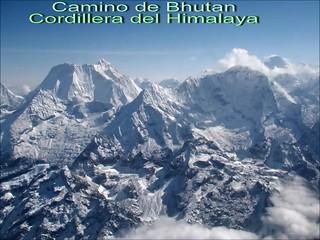 Vídeo Butan Cordillera Himalaya y Aeropuerto Paro