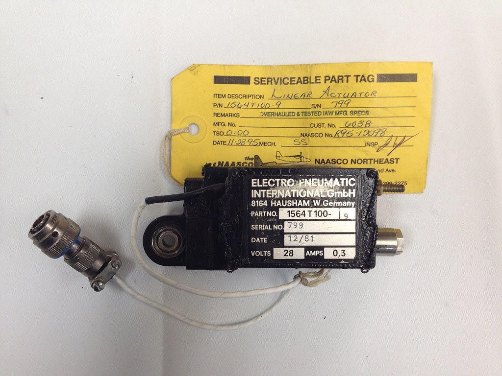 1564t100 9 Sn 799 Linear Actuator Ecolift Corporation Flickr