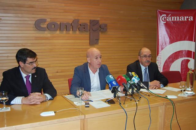 Presentación del Balance Empresarial de Salamanca 2011-2015