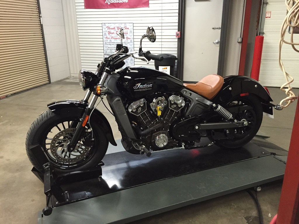 Ryan's Indian Scout