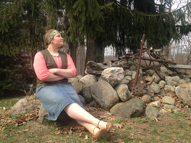 Bekah's Rustic Spring Outfit