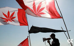 Vancouver Global Marijuana March 2015 - by Jeremiah Vandermeer