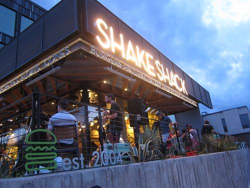 Shake Shack Austin