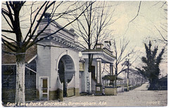 East Lake 1911 postcard