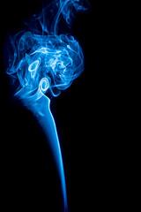 Blue Smoke Alien