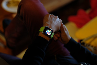 smartwatches and wearable technology
