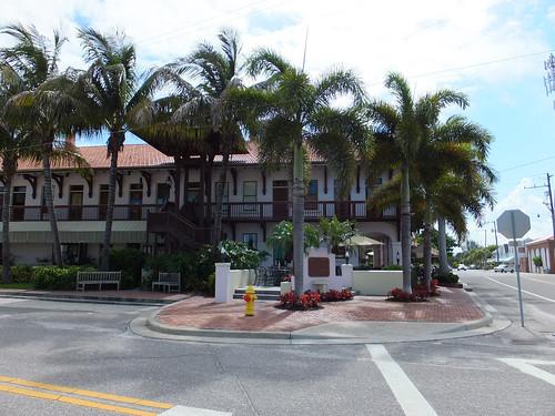 Boca Grande main street