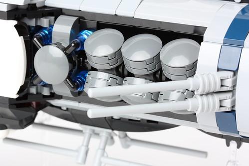 Galactic Nautilus - Fuel Storage