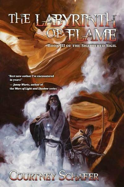 The Labyrinth of Flame III