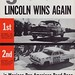 1954 Lincoln in Mexican Road Race (Carrera Panamericana) by aldenjewell