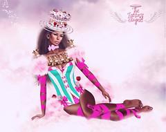 The Fantasy Angels Fashion Show 2015