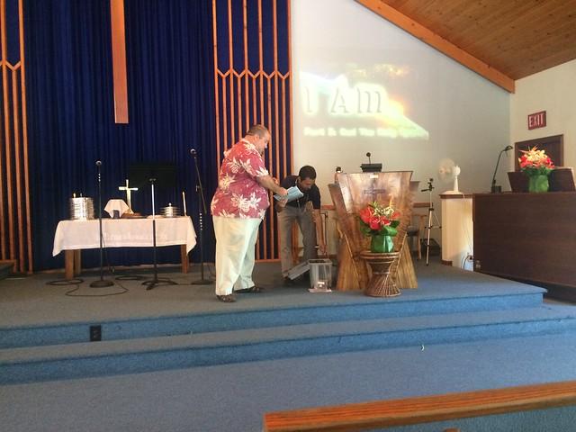 Waikoloa Community Church Wildfire Prep Presentation