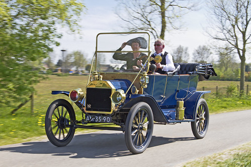 Ford Model T Touring Type T1 1912 (8059)