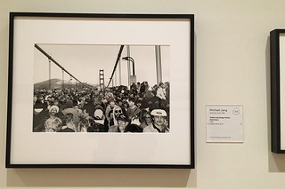 SF MoMA - Opening Michael Jang Golden Gate Bridge 50th Anniv