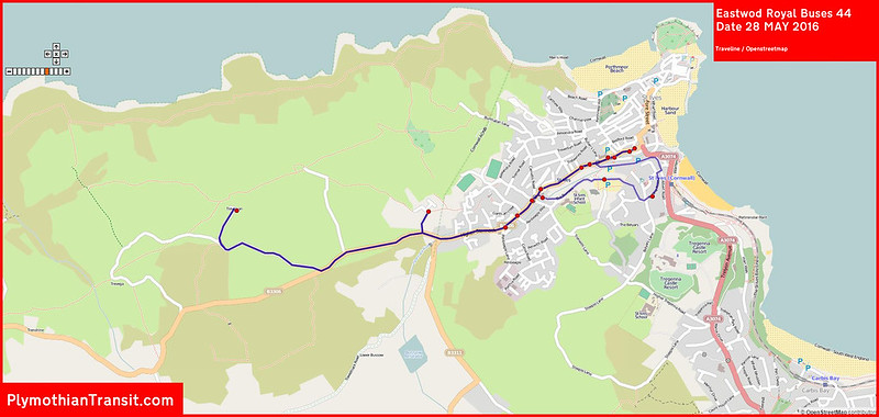 2016 05 28 Eastwood Royal Buses Route-044 Traveline Map.jpg
