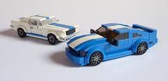 Shelby GT350 vs. Mustang GT