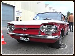 Chevrolet Corvair Monza Convertible