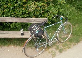 Test ride/commute.