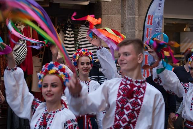 Folklores du monde 2016 - Horytsvit (Ukraine)