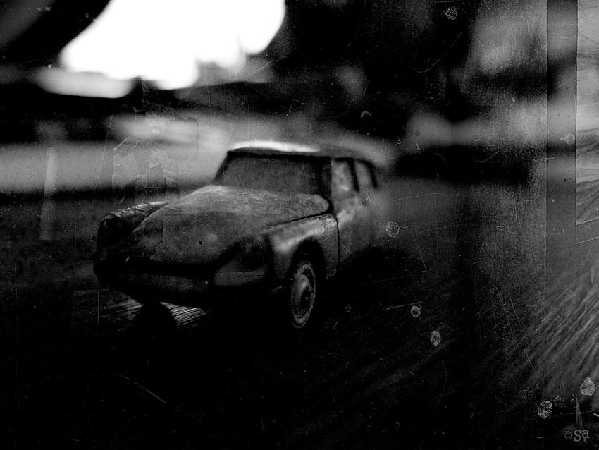 Accident de parcours  IV. © S.A
