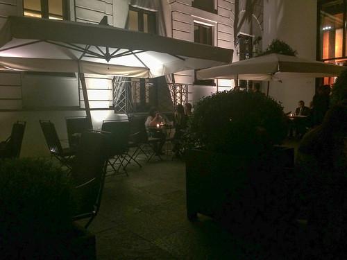 Restaurante Bulgari - Milan