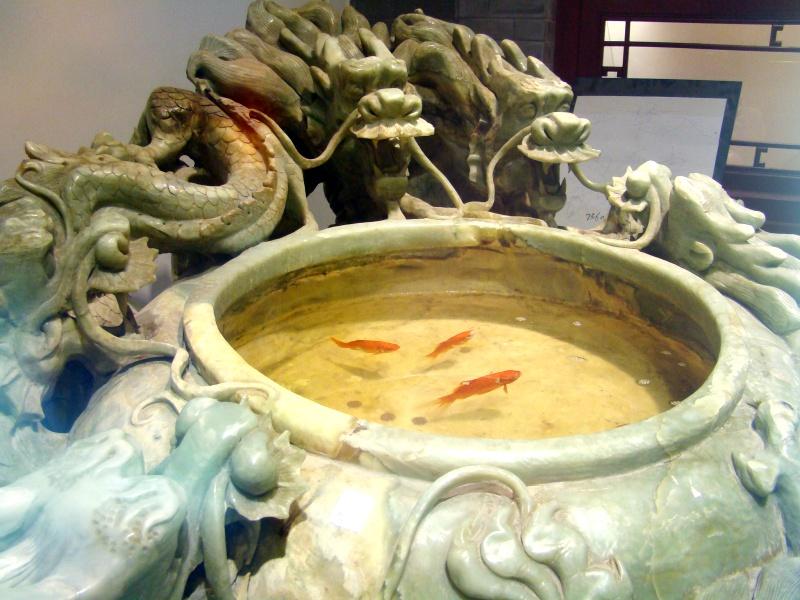 Jade pond