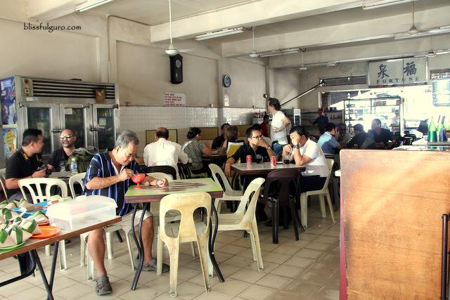 Fortune Coffee Shop Kota Kinabalu Malaysia