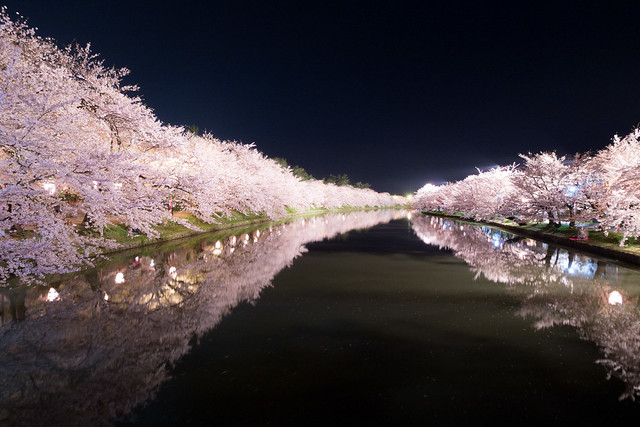 Hirosaki night 1