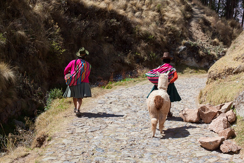 The Walk to Saksaywaman