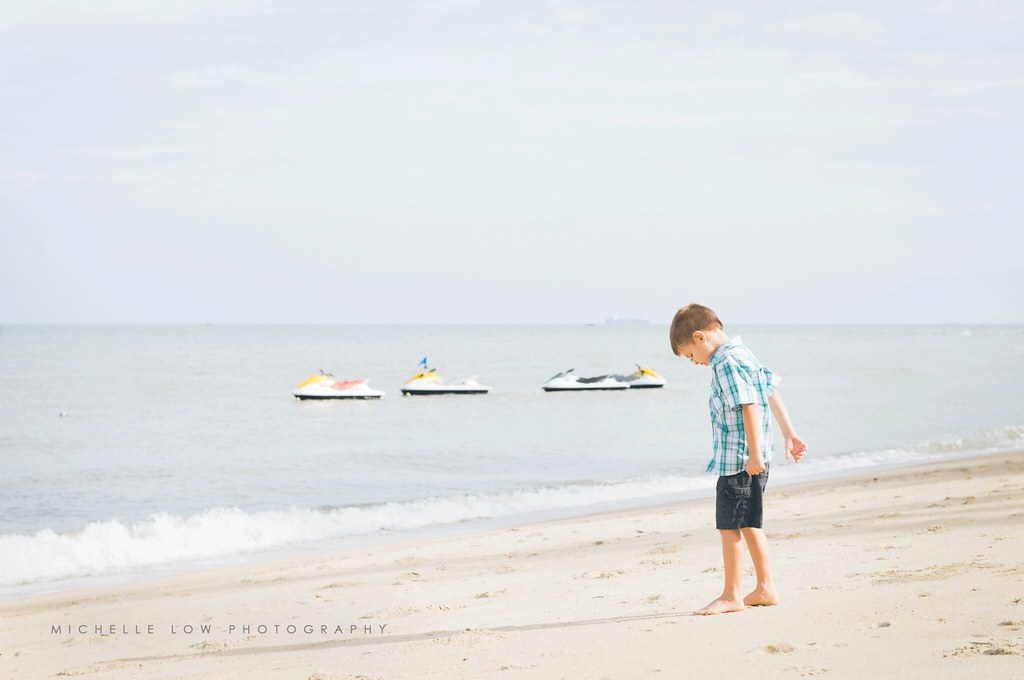 {Family photography} Beach photo outing with the Grandparents!