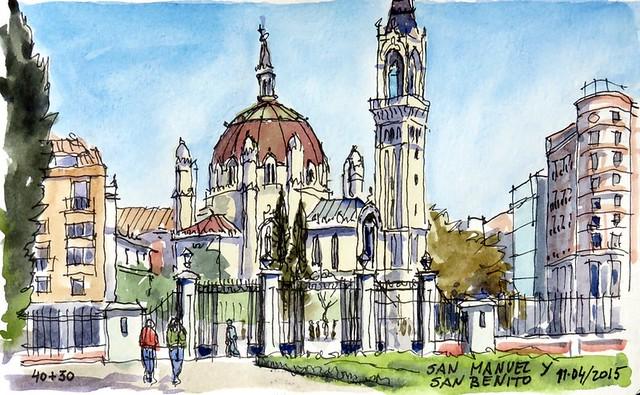 San Manuel y San Benito