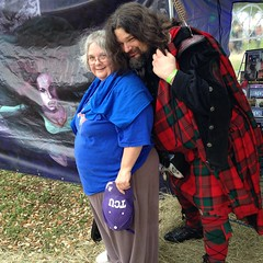 #Tartanuptx now pics from today's San Antonio Highland games are coming