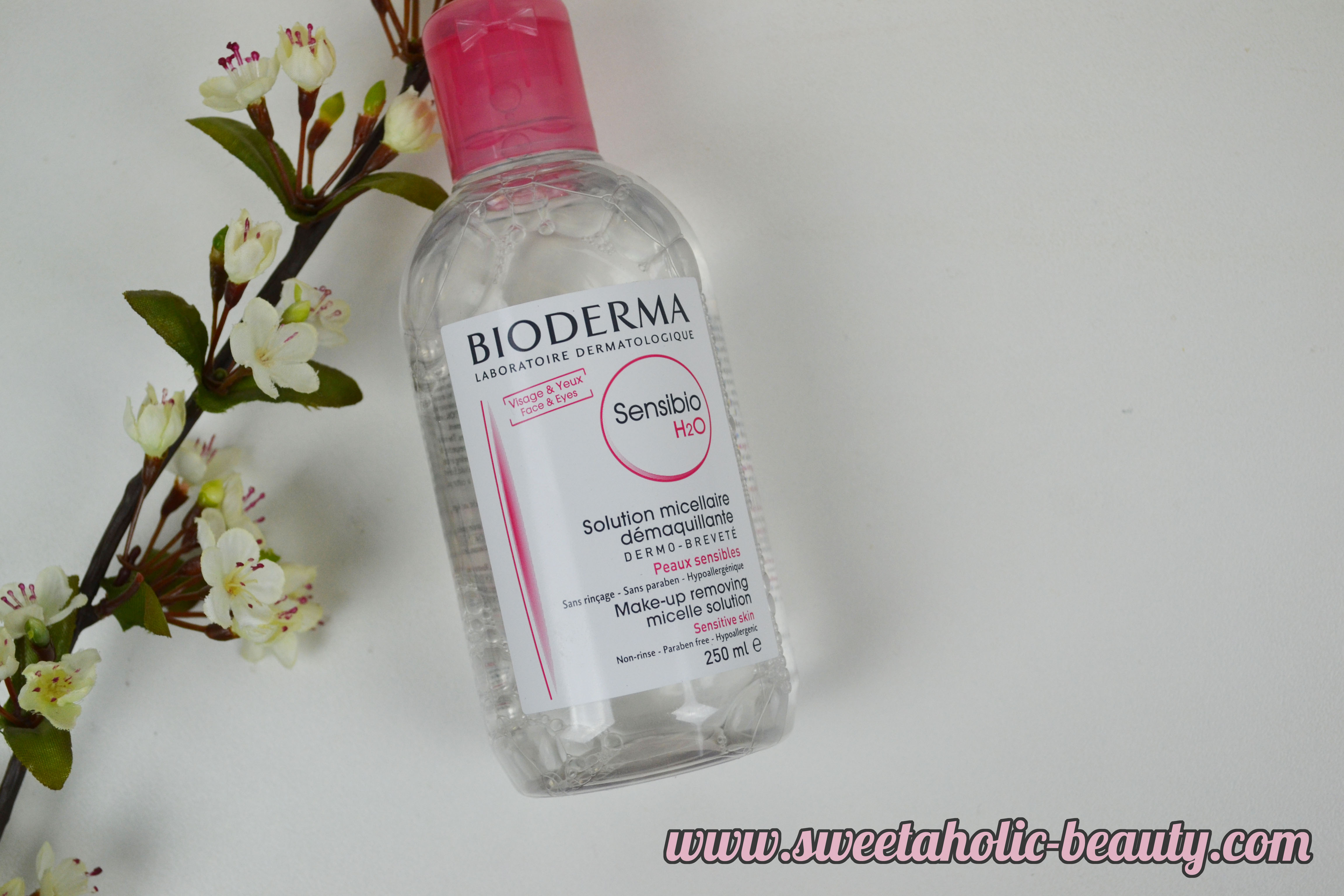 Bioderma, French, Skincare, Cosmetics, Makeup remover, Bbloggers,