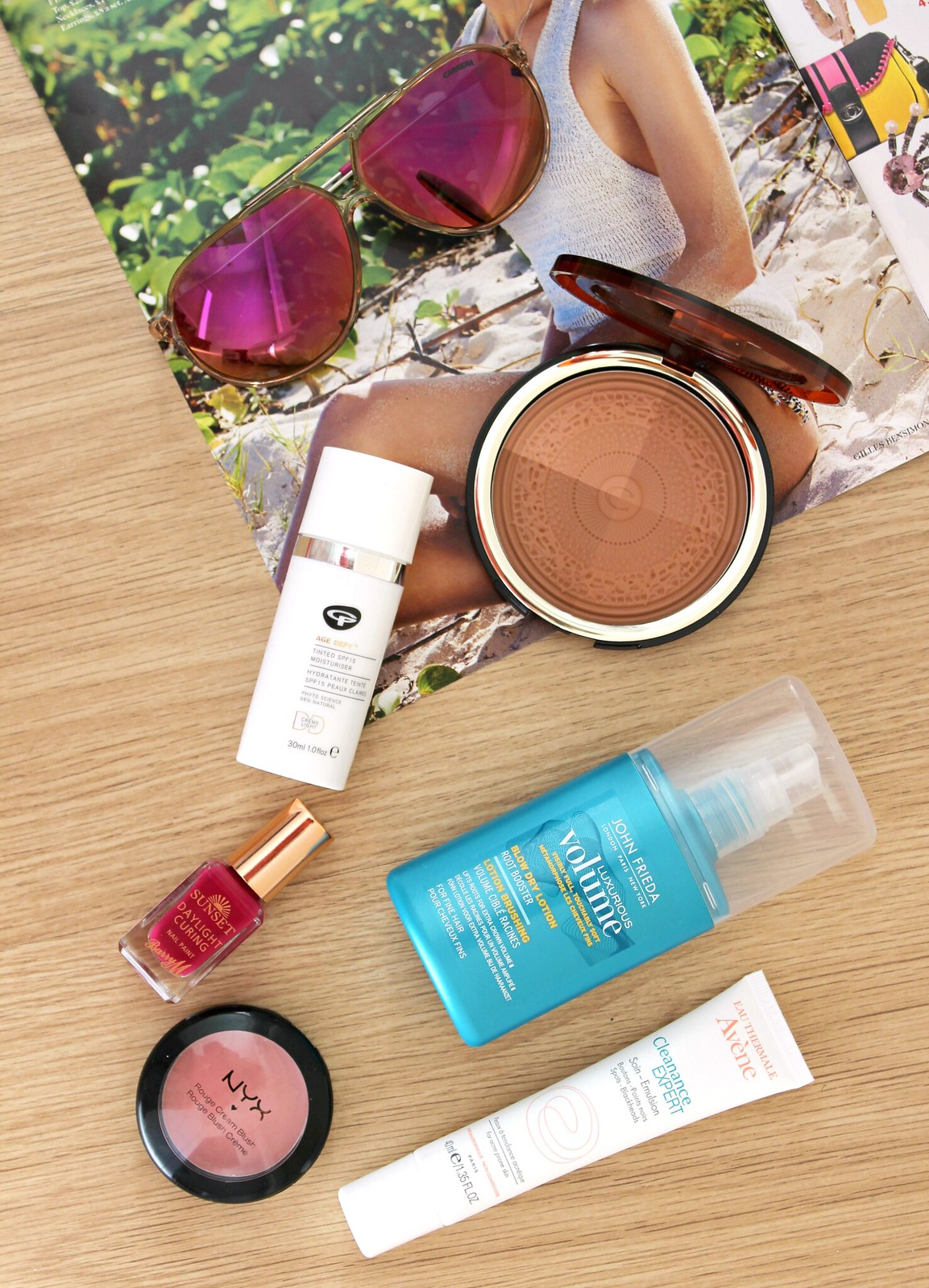Beauty Picks for Spring and Summer