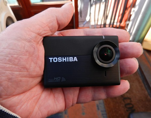 Toshiba Camileo X-Sports