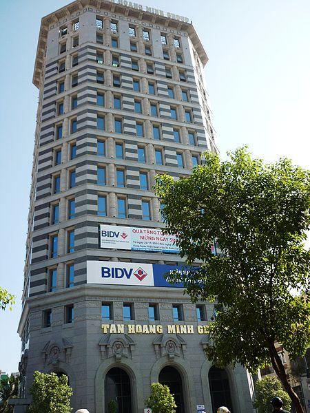 Dự án bất động sản Tân Hoàng Minh Tower