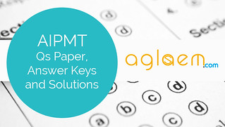 AIPMT 2015 Answer Keys and Solutions