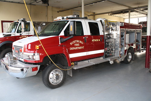 county fire virginia attack va 16 volunteer campbell gmc dept rustburg