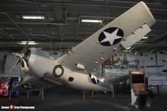 12290 - US Navy - Grumman F4F-3 Wildcat - USS Midway Museum San Diego, California - 141223 - Steven Gray - IMG_6397
