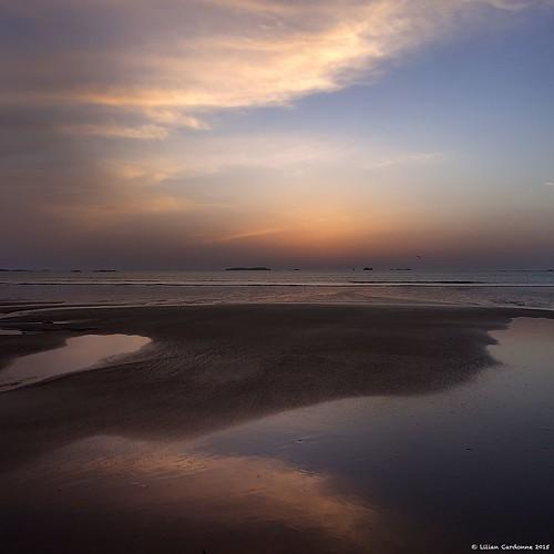 Minihic Beach Sunset #2