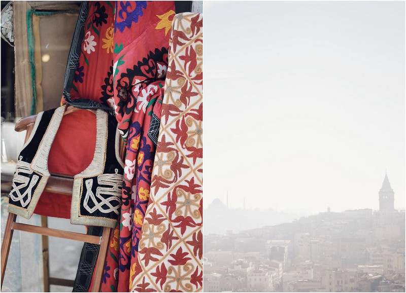 Istanbul by Yannis Henrion