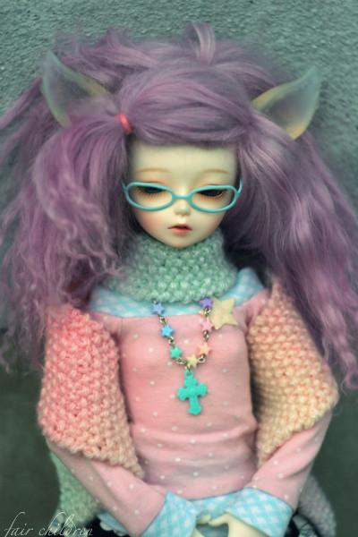 Fairy girl fox