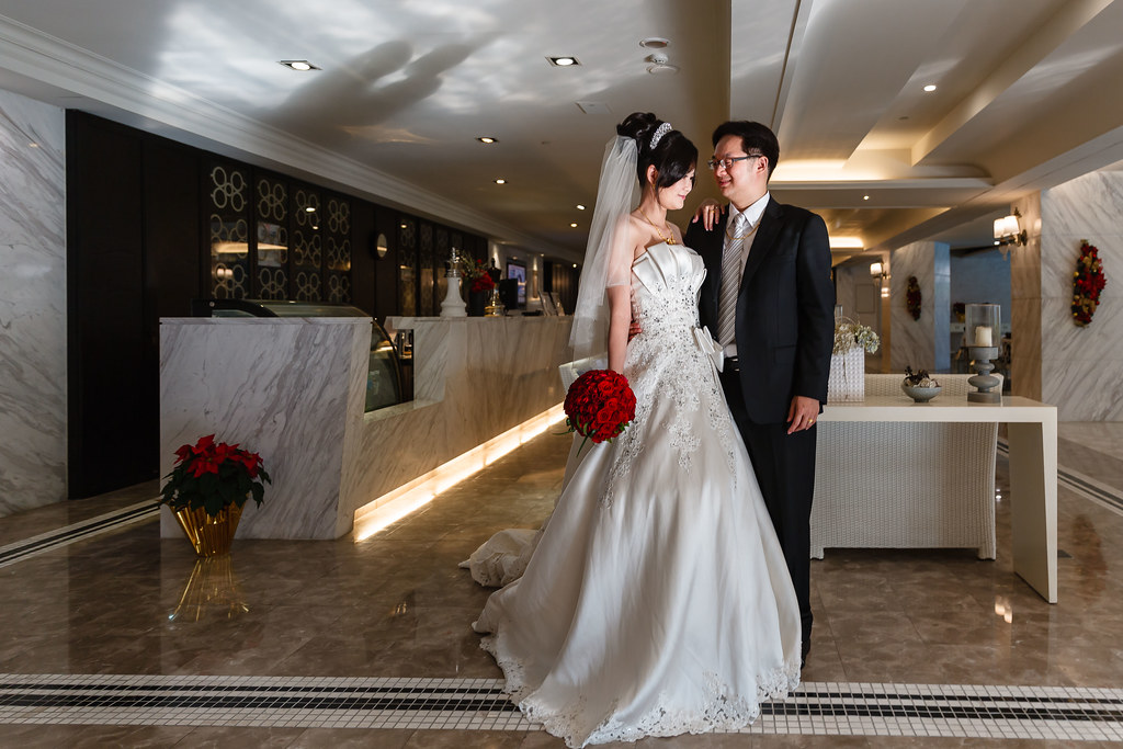 士騏+妍家 新婚快樂 @華泰王子大飯店 婚攝阿良 weddingforyou.tw