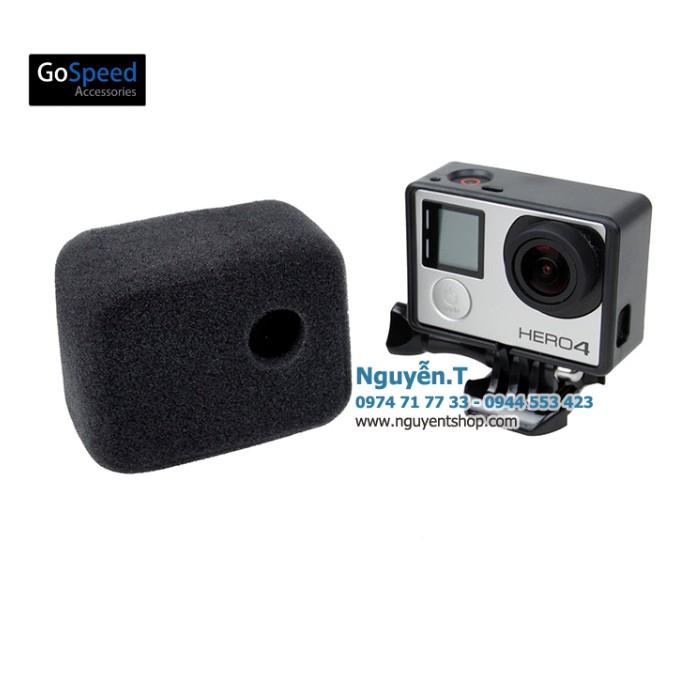 Vỏ bọc Foam lọc tiếng ồn GoPro