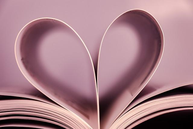 reading heart - 147/366
