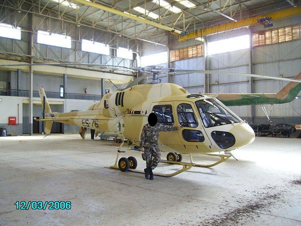 صور مروحيات القوات الجوية الجزائرية Ecureuil/Fennec ] AS-355N2 / AS-555N ] - صفحة 5 26919501175_7b4a14b8c6_o